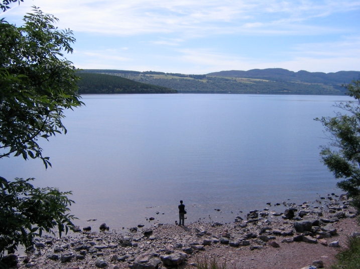 Lock Ness, Scotland
