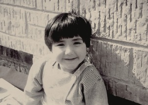 Gigi, aged 4
